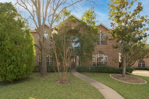 Photo of 576 Edinburgh Lane, Coppell, TX 75019 (MLS # 14503031)