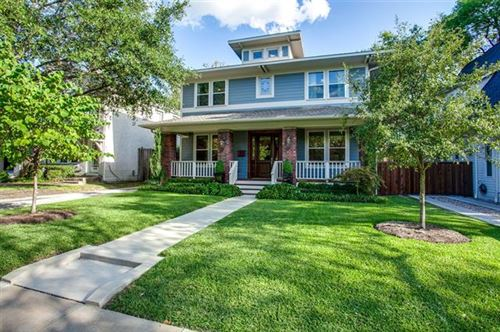 Photo of 5632 Miller Avenue, Dallas, TX 75206 (MLS # 14236034)