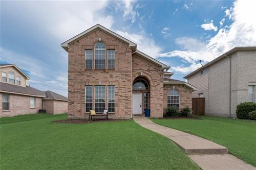 Photo of 3316 Springwell Drive, Mesquite, TX 75181 (MLS # 14436038)