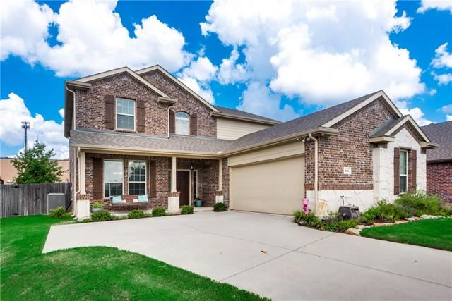 Photo for 816 Westgate Court, Anna, TX 75409 (MLS # 14184038)