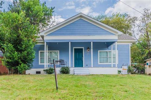 Photo of 404 Mill Street, Denton, TX 76205 (MLS # 14671039)