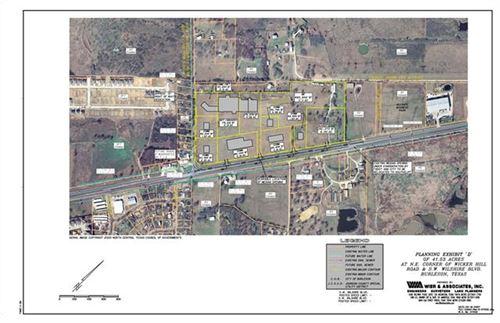 Photo of 2152 SW WILSHIRE Boulevard, Burleson, TX 76028 (MLS # 13935043)