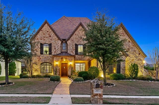 4667 Sidonia Court, Fort Worth, TX 76126 - #: 14302043
