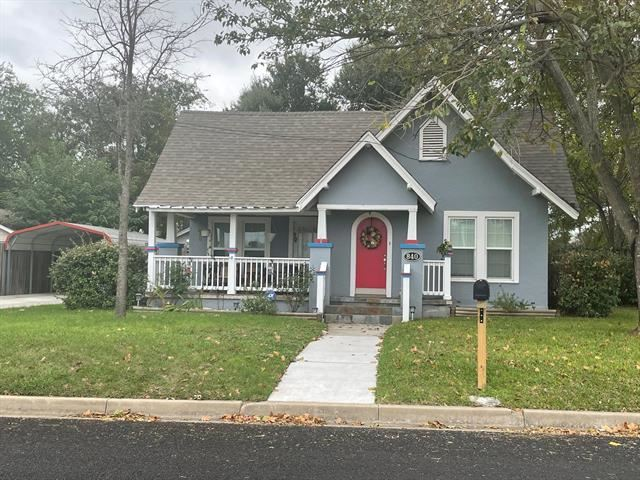 840 W McNeill, Stephenville, TX 76401 - MLS#: 14679043