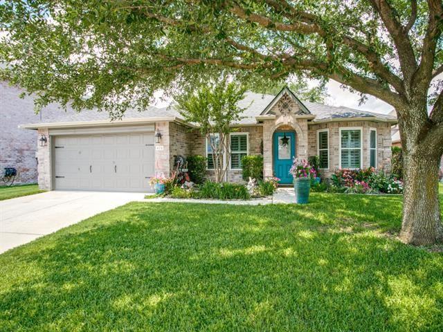 416 Ridge Drive, Justin, TX 76247 - MLS#: 14619046