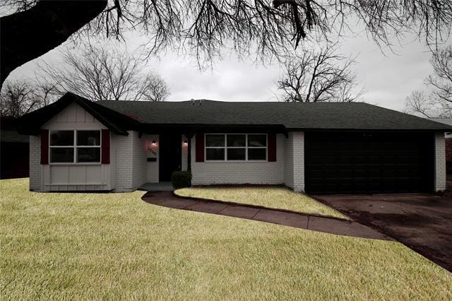 1548 Milmo Drive, Fort Worth, TX 76134 - #: 14493049
