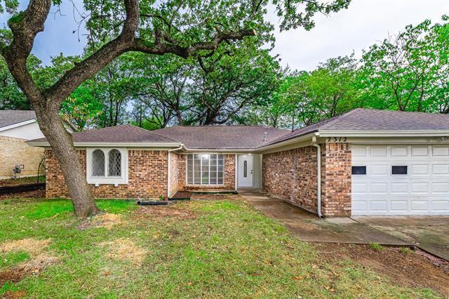 2312 Charred Wood Drive, Arlington, TX 76016 - #: 14668051