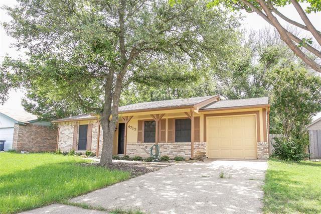4712 Rose Of Sharon Lane, Fort Worth, TX 76137 - #: 14594052