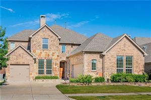 Photo of 8659 Ledge Drive, Frisco, TX 75036 (MLS # 14138053)