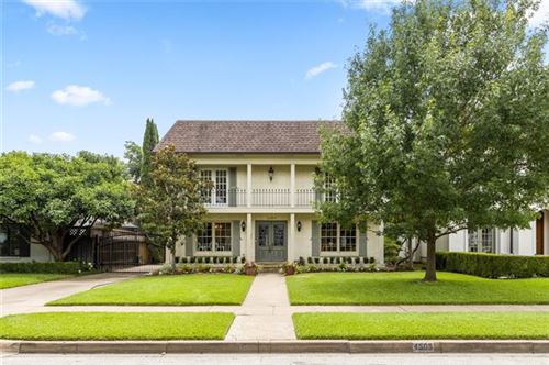 Photo of 4505 Southern Avenue, Highland Park, TX 75205 (MLS # 14620053)