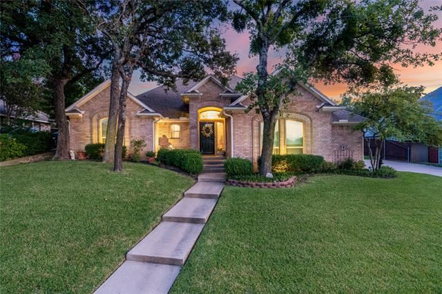 5312 Hidden Trails Drive, Arlington, TX 76017 - #: 14441053