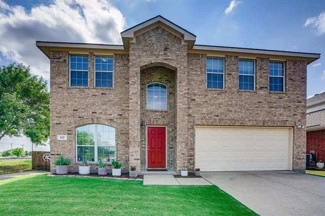 317 Creekview Drive, Wylie, TX 75098 - MLS#: 14599053