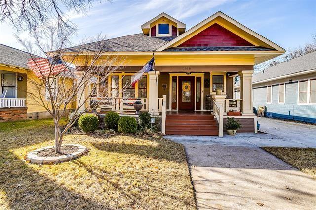 1968 Alston Avenue, Fort Worth, TX 76110 - #: 14469054