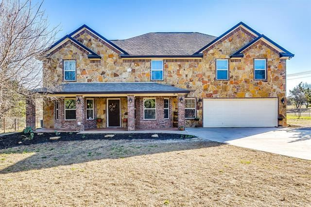 3390 Zion Hill Road, Weatherford, TX 76088 - #: 14558054