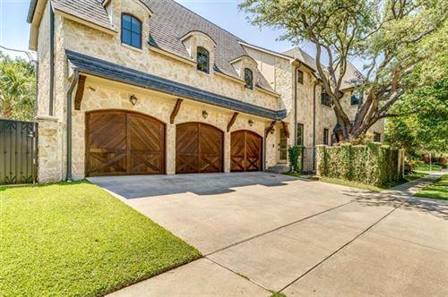 Tiny photo for 4301 Edmondson Avenue, Highland Park, TX 75205 (MLS # 14575056)