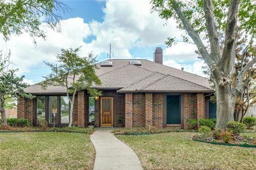 Photo of 2502 Pebblestone Drive, Garland, TX 75044 (MLS # 14551057)