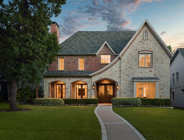 7502 Marquette Street, Dallas, TX 75225 - #: 14411057