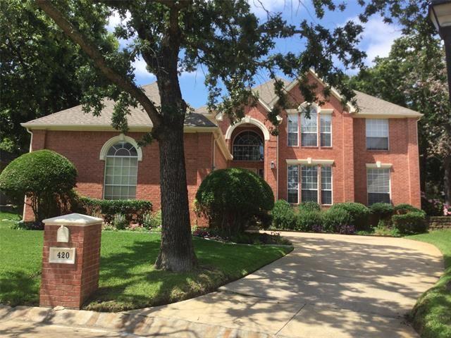 420 Royal Colonnade, Arlington, TX 76011 - #: 14594058