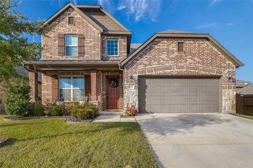 Photo of 7421 Bishop Pine Road, Denton, TX 76208 (MLS # 14453060)