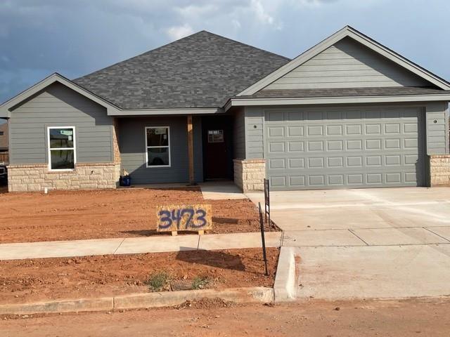 3473 Seymour Court, Abilene, TX 79606 - MLS#: 14659061