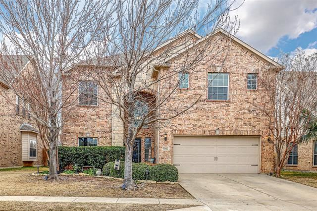 9601 Saltbrush Street, Fort Worth, TX 76177 - #: 14518062