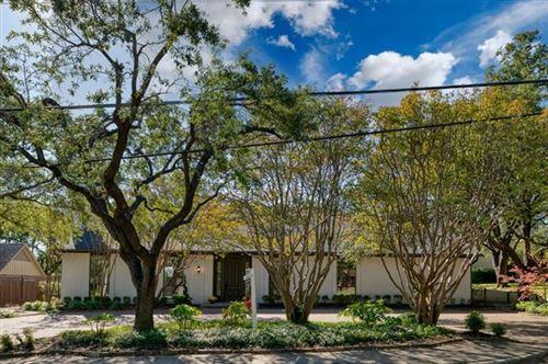 Photo of 6824 Churchill Way, Dallas, TX 75230 (MLS # 14436063)