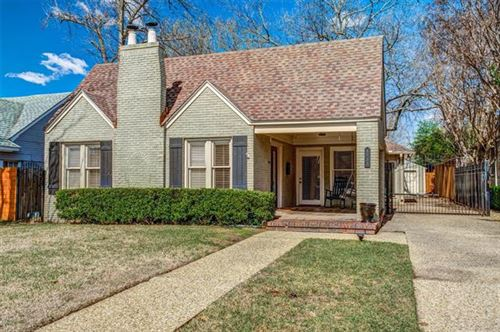 Photo of 5723 Monticello Avenue, Dallas, TX 75206 (MLS # 14269064)