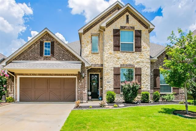 2817 Twin Ridge Drive, Arlington, TX 76001 - #: 14610064