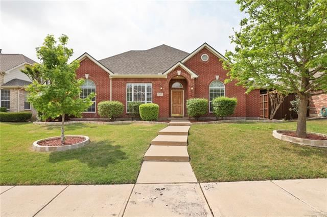 Photo for 1661 Knoll Wood Court, Frisco, TX 75034 (MLS # 13818066)