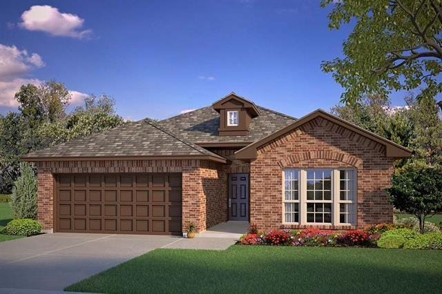 721 CHAPLIN Drive, Fort Worth, TX 76247 - #: 14401066