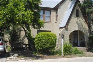 Photo of 3324 S University Drive #A, Fort Worth, TX 76109 (MLS # 14172067)