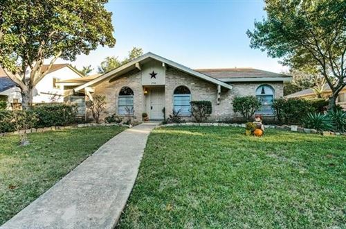 Photo of 2708 Oak Grove Drive, Plano, TX 75074 (MLS # 14288068)