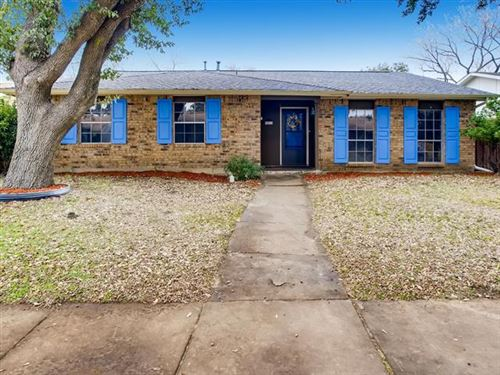 Photo of 2817 Clover Valley Drive, Garland, TX 75043 (MLS # 14260069)