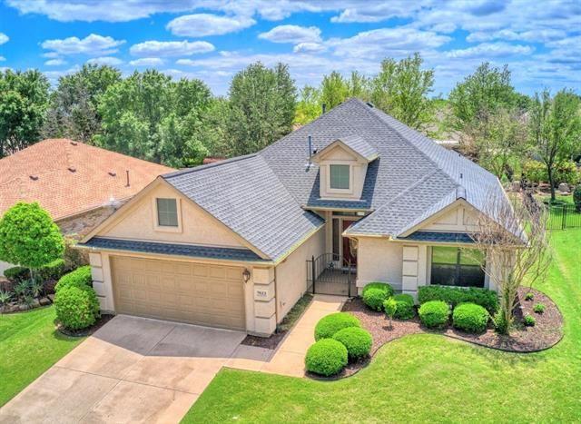 9613 Teakwood Avenue, Denton, TX 76207 - #: 14640069
