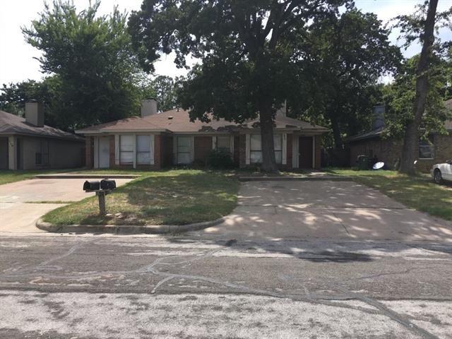 514 Mcqueary Street, Arlington, TX 76012 - #: 14568071