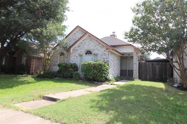 4449 Sierra Drive, Grand Prairie, TX 75052 - MLS#: 14361077