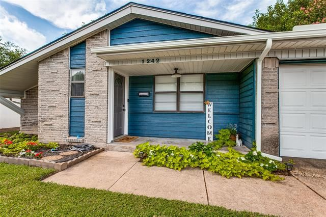 1242 Ravina Drive, Garland, TX 75041 - MLS#: 14629078