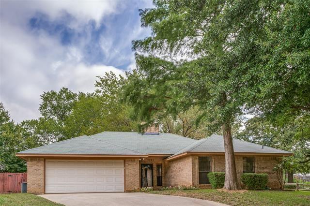 3201 Elkhart Court, Arlington, TX 76016 - #: 14403080