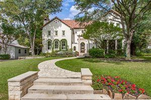 Photo of 3242 Bryn Mawr Drive, University Park, TX 75225 (MLS # 14218081)