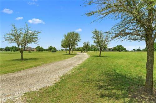 Photo of 15701 County Road 616, Farmersville, TX 75442 (MLS # 14582081)