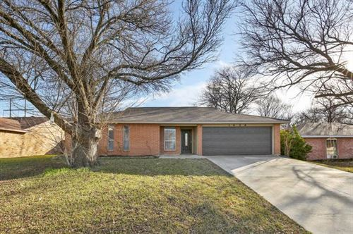Photo of 1634 Hillwood Drive, Mesquite, TX 75149 (MLS # 14263083)