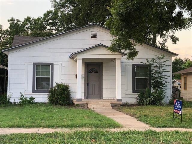 816 W Pafford Street, Fort Worth, TX 76110 - #: 14564083