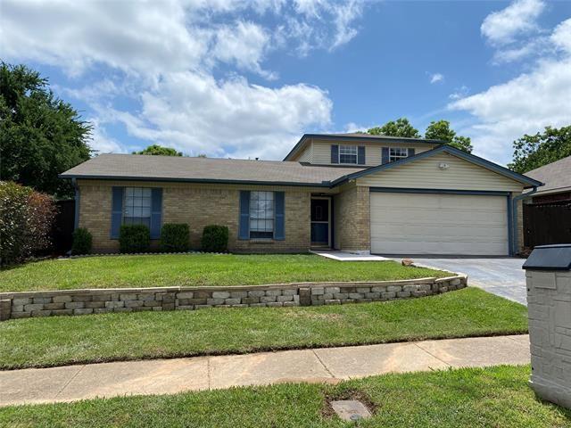 7532 Bermejo Road, Fort Worth, TX 76112 - #: 14588085