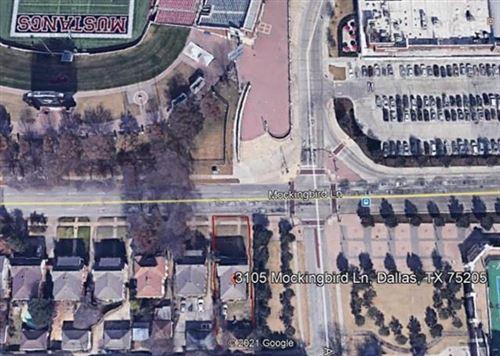Tiny photo for 3105 Mockingbird Lane, Highland Park, TX 75205 (MLS # 14577088)