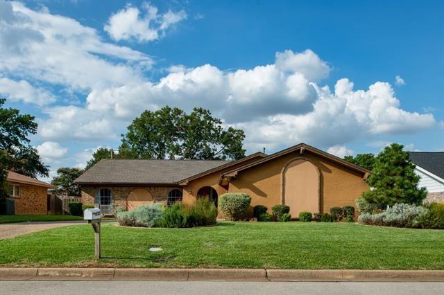 1105 Briarcreek Drive, Arlington, TX 76012 - MLS#: 14435088