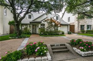 Photo of 4541 Arcady Avenue, Highland Park, TX 75205 (MLS # 14085090)