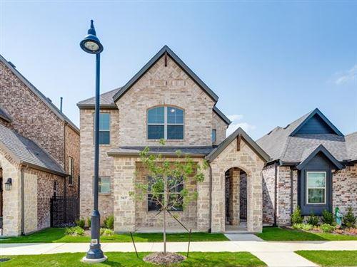 Photo of 5637 Traveller Drive, North Richland Hills, TX 76180 (MLS # 14344092)
