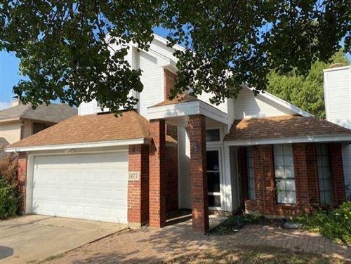 Photo of 1477 Hampton Road, Grapevine, TX 76051 (MLS # 14426092)