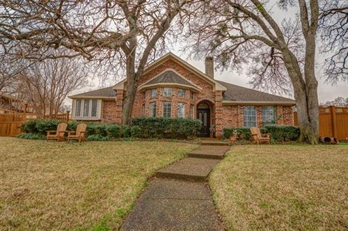 Photo of 317 Plantation Drive, Coppell, TX 75019 (MLS # 14260093)