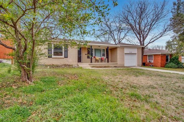 524 Crandle Drive, White Settlement, TX 76108 - #: 14514094